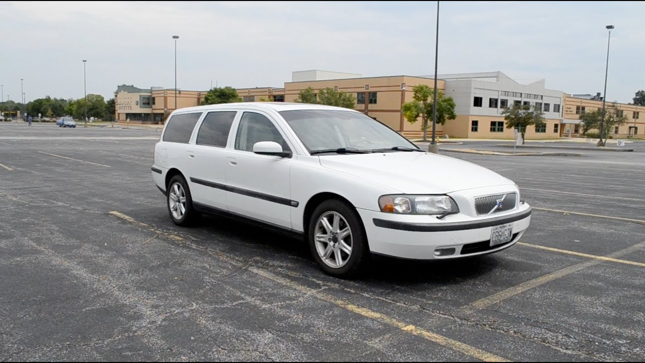 2004 volvo v70 well thought out youtube. Black Bedroom Furniture Sets. Home Design Ideas