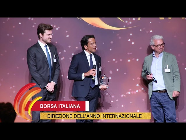 Borsa Italiana - TopLegal Corporate Counsel & Finance 2021