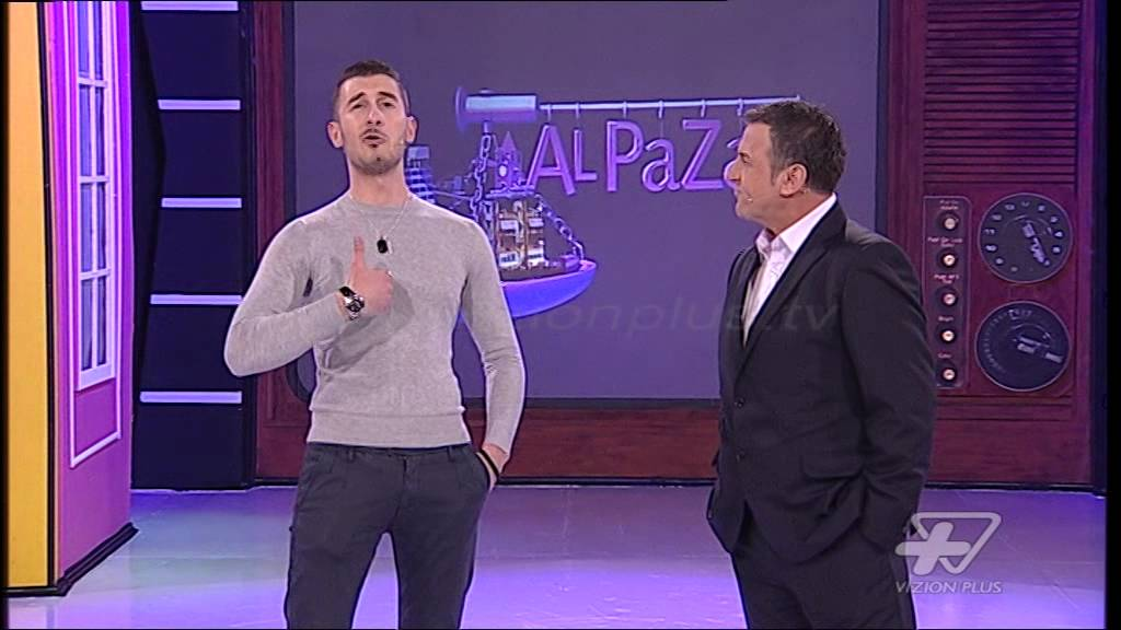 Al Pazar - 15 Shkurt 2014 - Pjesa 4 - Show Humor - Vizion Plus