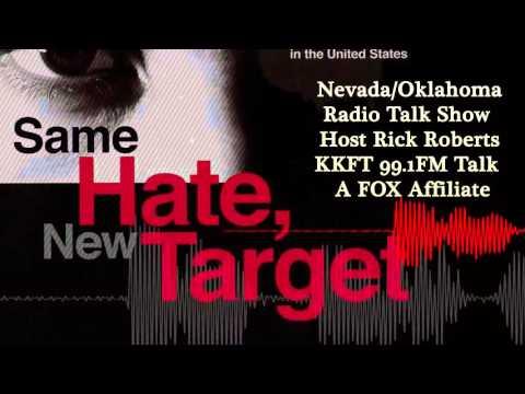 LISTEN  Nevada Oklahoma Radio Talk Show Host Rick Roberts Goes on Anti Islam Rant CAIR