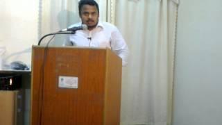 NOOR SPEECH AT DUBAI TMMK MEETING