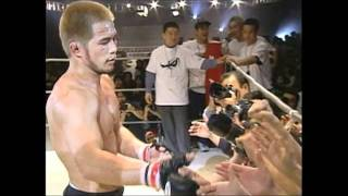 2009.10.30 VALE TUDO JAPAN 09 Opening Movie