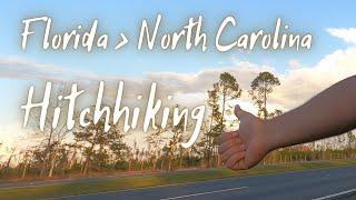 Hitchhiking From Florida To North Carolina