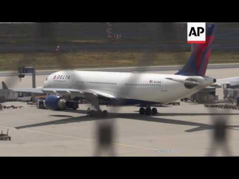 Delta flights disrupted at airport