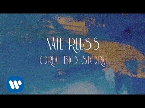 Nate Ruess: Great Big Storm (LYRIC VIDEO)