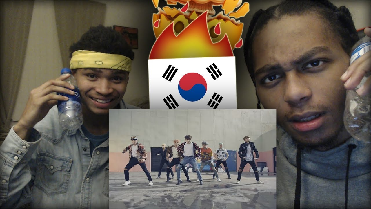 Non Kpop Fan First Reaction To Bts Ft Fire Fake Love Mic Drop Idol More