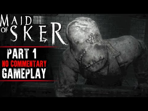 Maid of Sker Gameplay - Part 1 (No Commentary)