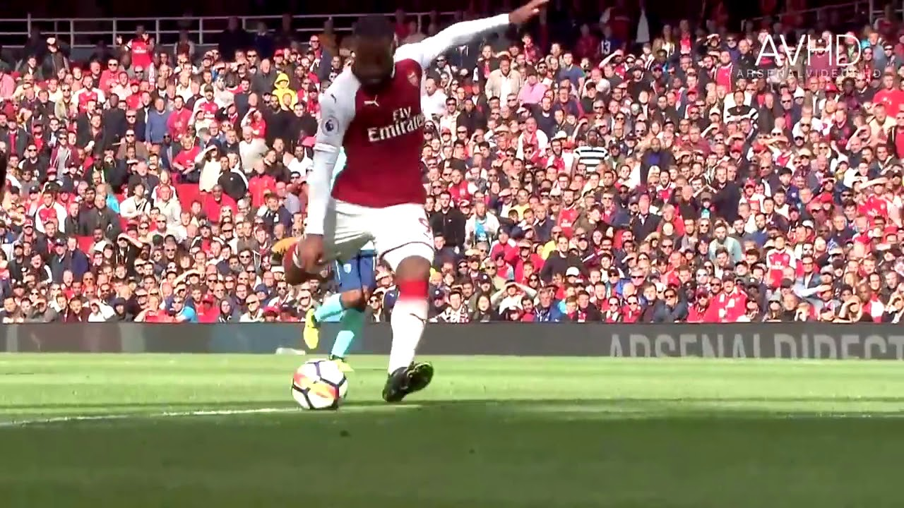 Download Aubameyang and Lacazette - The buddy cop duo Arsenal and the PL needs  (2018/19)