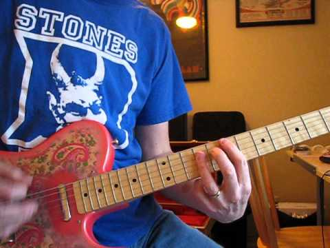 Under My Thumb 1981 Tour (Lesson) - Rolling Stones