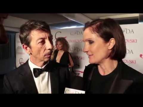 2015 CFDA Fashion Awards - Backstage Winners Photo Ops