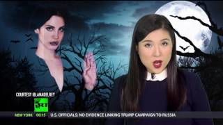 I put a spell on… Trump  US witches conjure up their best to drive president out of office