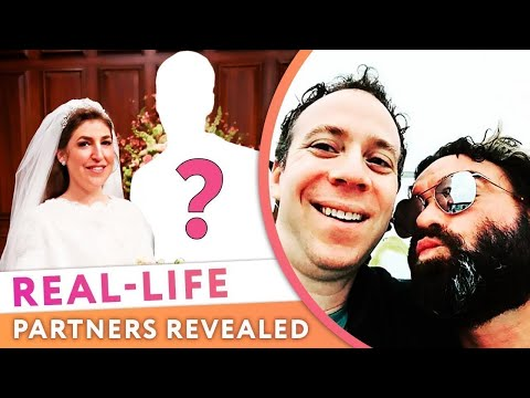 The Big Bang Theory: Real-Life Partners 2019 Revealed! |⭐ OSSA Radar