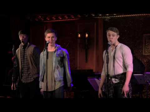 "Josh Daniel, Jeff Heimbrock, Corey Hummerston - ""MMMBop"" (Hanson)"