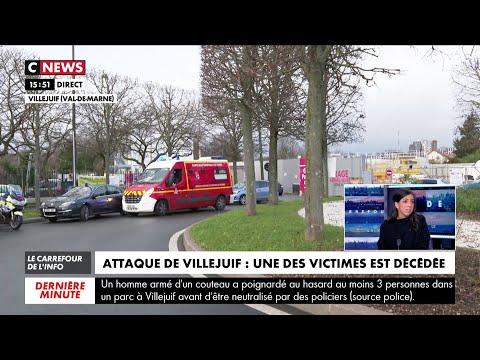 Ce Que L'on Sait De L'attaque Au Couteau à Villejuif