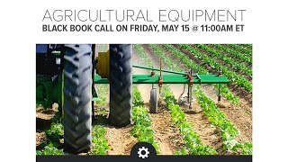 Agricultural Equipment Black Book Preview