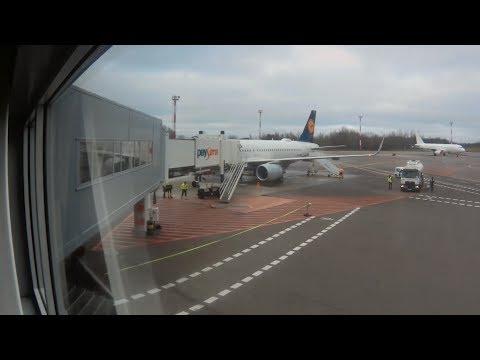 TRIPREPORT | Lufthansa (Economy) | Frankfurt ✈ Vilnius | Airbus A320-200