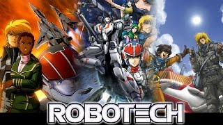 Live-Action Robotech Movie Moving Forward