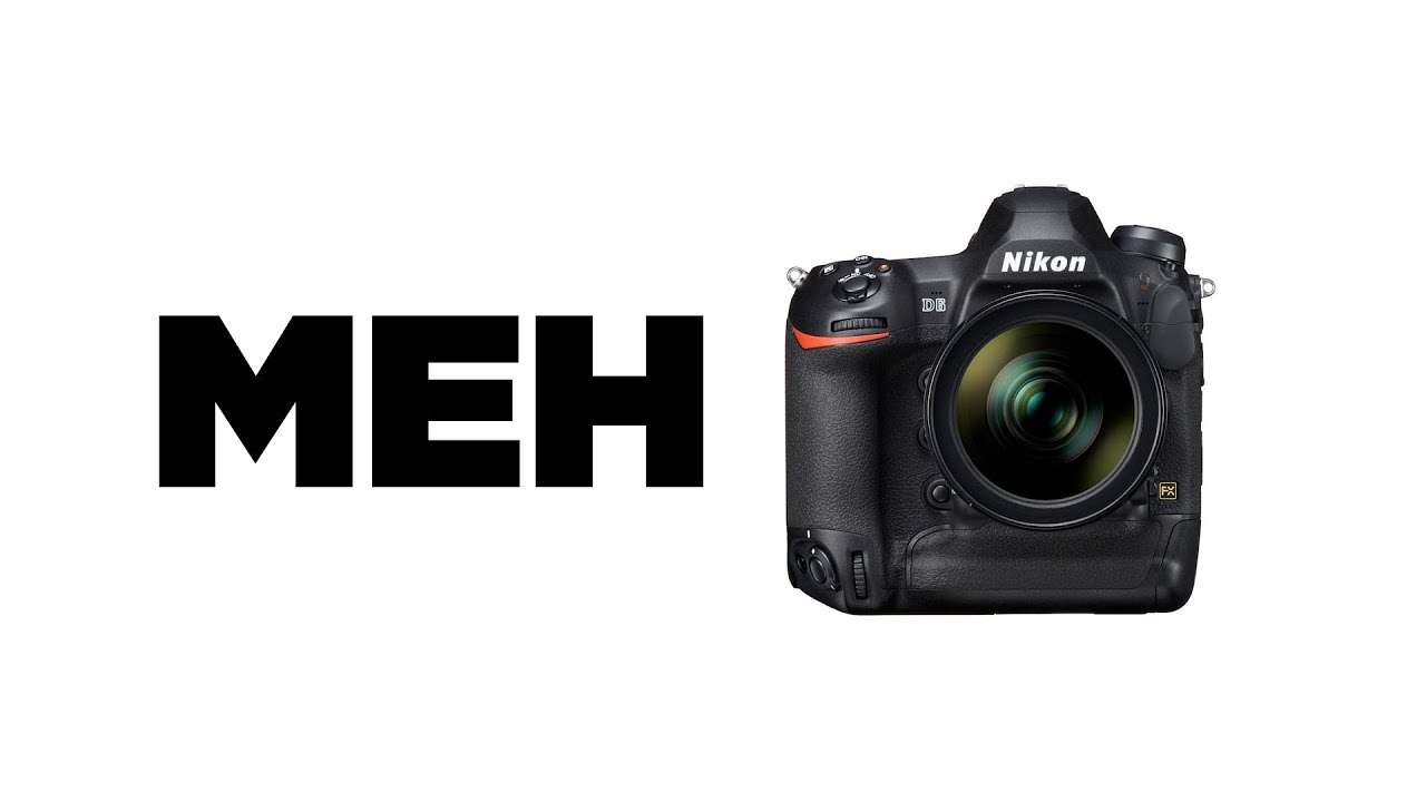 Nikon D6: The Best Camera Nobody Cares About | Fstoppers