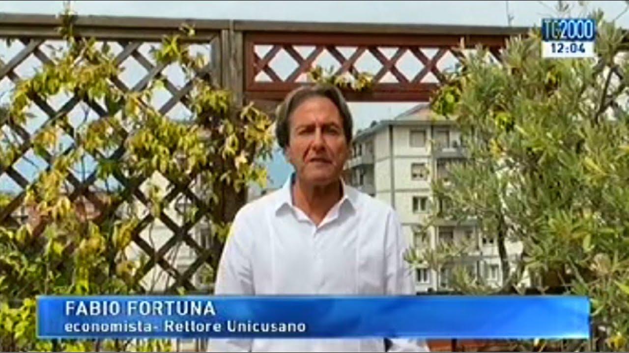 Fabio Fortuna a TG 2000 del 13 06 2020 ore 12
