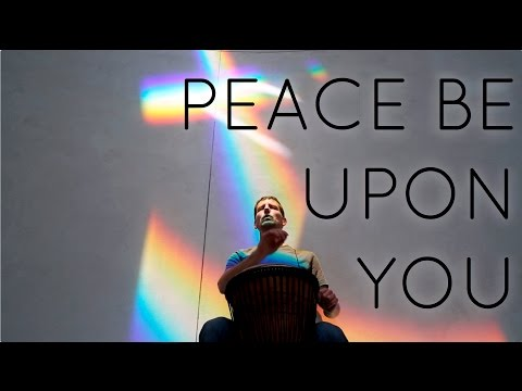 "Aaron English: ""Peace Be Upon You"""