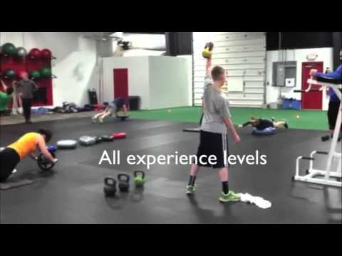 Evolve ohio sports training, performance and fitness class