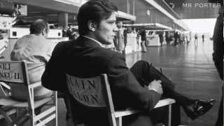 Style Setters -- Mr Alain Delon -- MR PORTER