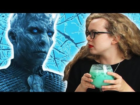 Irish People Try Game Of Thrones Cocktails