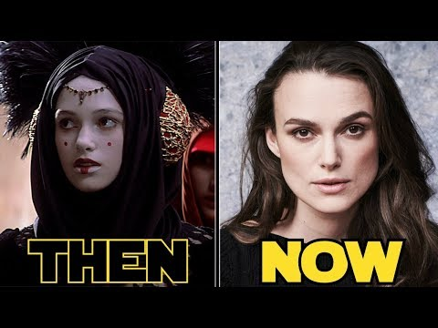What The Cast of 'The Phantom Menace' Look Like Today Then and Now 9
