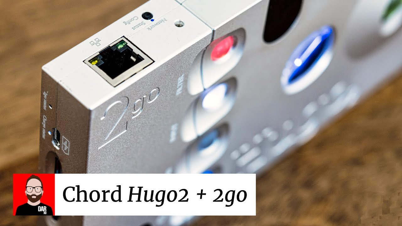 Chord 2Go + Hugo 2 = high-end audio in EVERY room