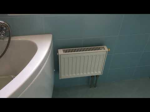 Лучший радиатор для уборки в санузлах.