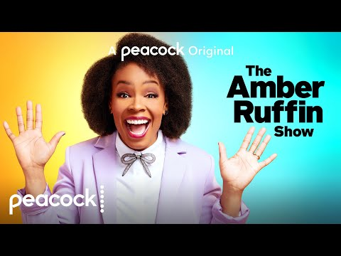 The Amber Ruffin Show | Official Trailer | Peacock