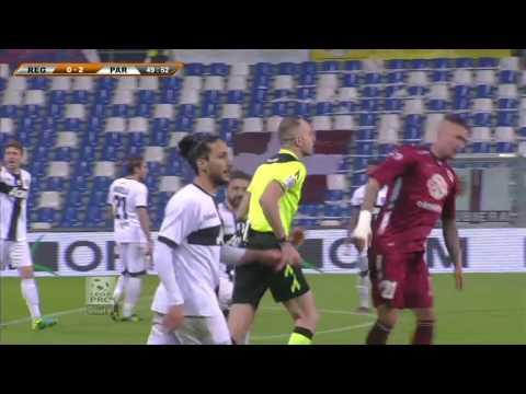 Reggiana-Parma 0- 2: HL 19^ Giornata Girone B Lega Pro