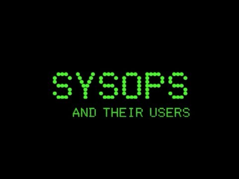 BBS The Documentary Part 2/8: SysOps and Users