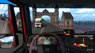 Euro Truck Simulator 2 - Beyond the Baltic Sea - Kaliningrad to Siauliai | Gameplay HD