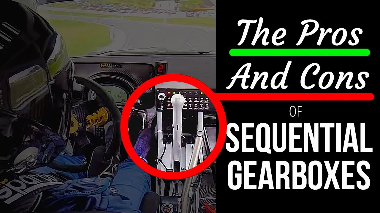 The Pros And Cons Of A Sequential Gearbox