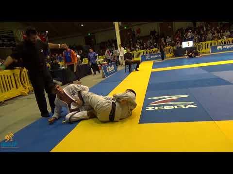 Michael Liera Jr  vs Breno Bittencourt / San Francisco Open 2018