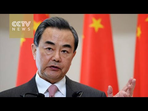 Wang Yi says both China and Brunei agreed with dual-track solution to the South China Sea issue