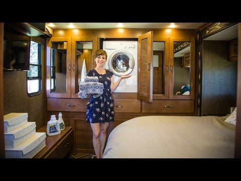 RV Quick Tip - ... Washer Dryer Combo