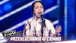 """Marzena Ryt - """"Nothing Breaks Like a Heart"""" - Przesłuchania w ciemno - The Voice of Poland 10"""