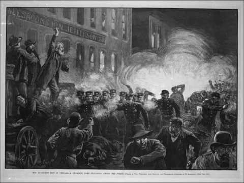 The Haymarket Affair Excessive Force
