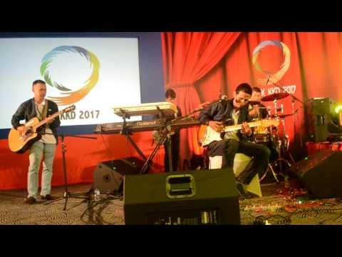 FPK KKD BRI 2017 JAKARTA - ROYAL JAZZ  I FEEL GOOD  (COVER)