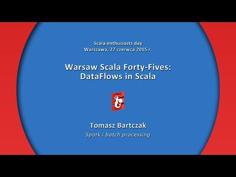 Spark i batch processing - Tomasz Bartczak