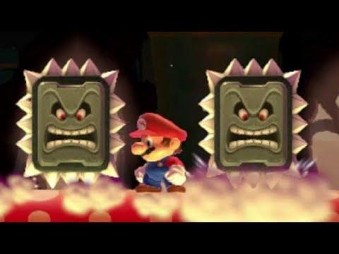 Super Mario Maker - 100 Mario Challenge #206 (Expert Difficulty)