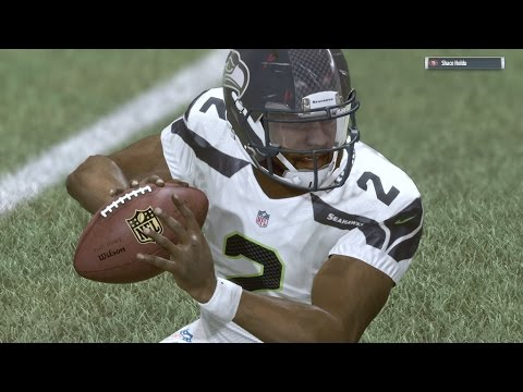 ROOKIE QB SHOCKS THE WORLD IN FIRST CAREER START! Madden 17 Online Connected Franchise Gameplay