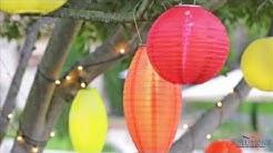 Solar lantern   Outdoor party Light Ideas   Solutions