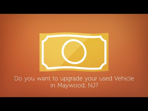 Maywood New Jersey Car Loans with little to no money down