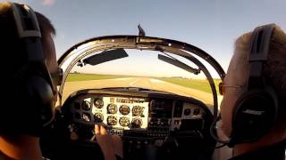 Flying around in a yankee