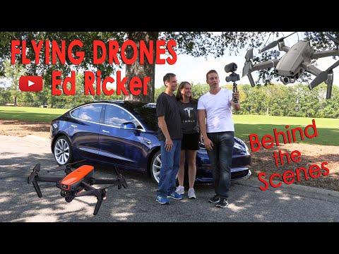 Ed Ricker | Tesla | DJI | EVO