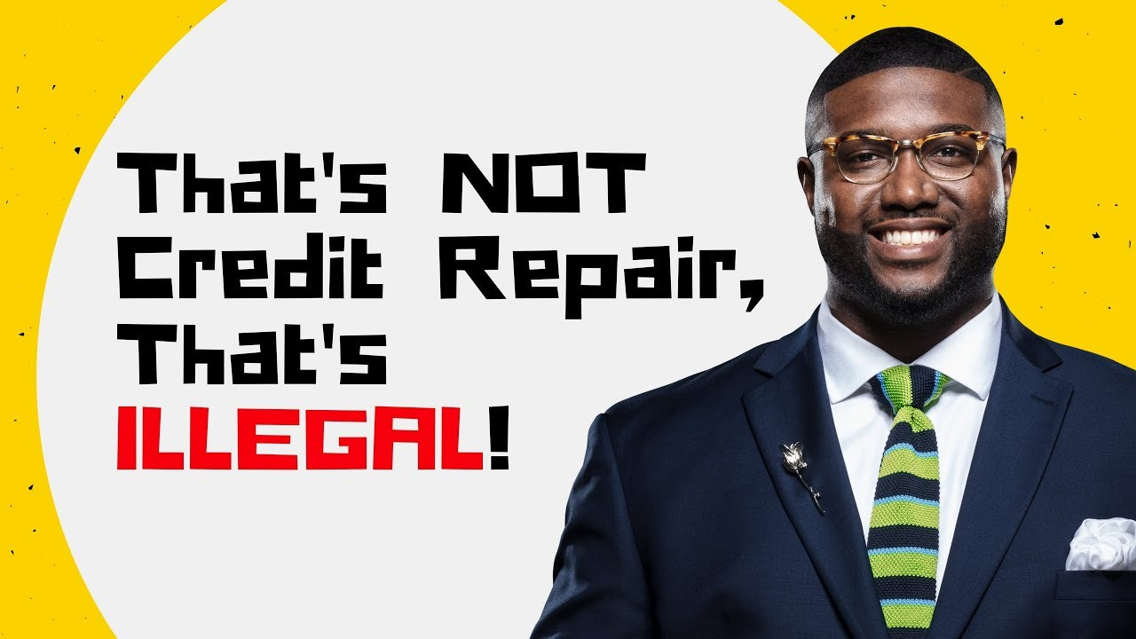 A Credit Sweep is Not Credit Repair | Clean Up Credit Report Legally |  Section 609