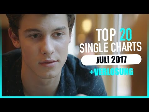 TOP 20 SINGLE CHARTS - JULI 2017 | AKTUELLE CHARTS